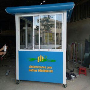 Lắp đặt cabin bảo vệ khung thép tại đồng nai