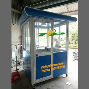 Cung cấp cabin bảo vệ khung thép giá rẻ tại TPHCM